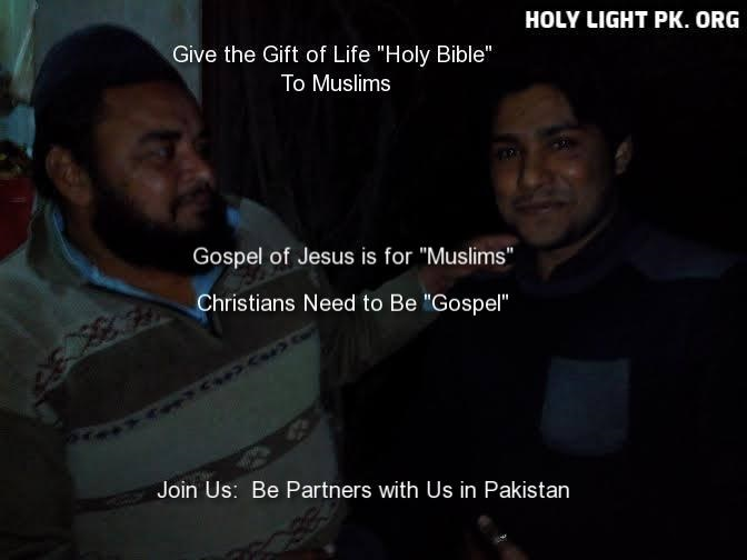Muslims and Christians know and believe in Jesus Christ?